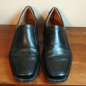 Men's Ecco Leather Slip-On Size 42